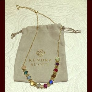 Kendra Scott Multi-color Necklace